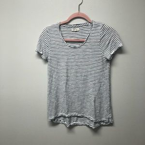 🍂 Madewell Striped T-shirt
